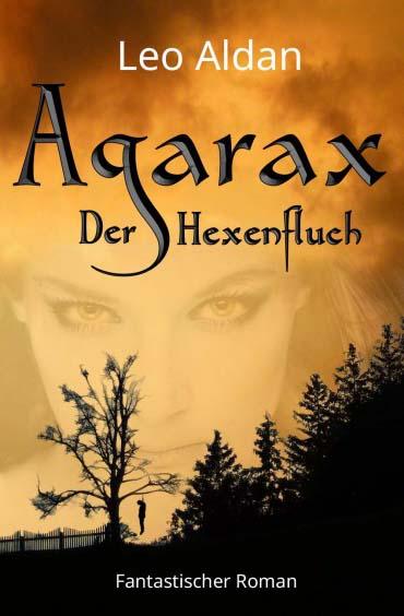 Buch Fantasy Agarax Cover flach
