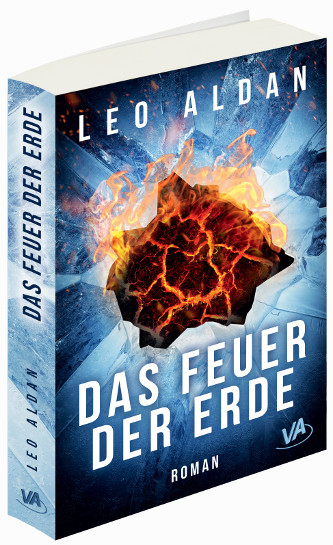 Klimaerwärmung Buch Das Feuer der Erde Cover 3D
