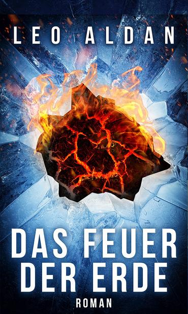 Buch Das Feuer der Erde Cover